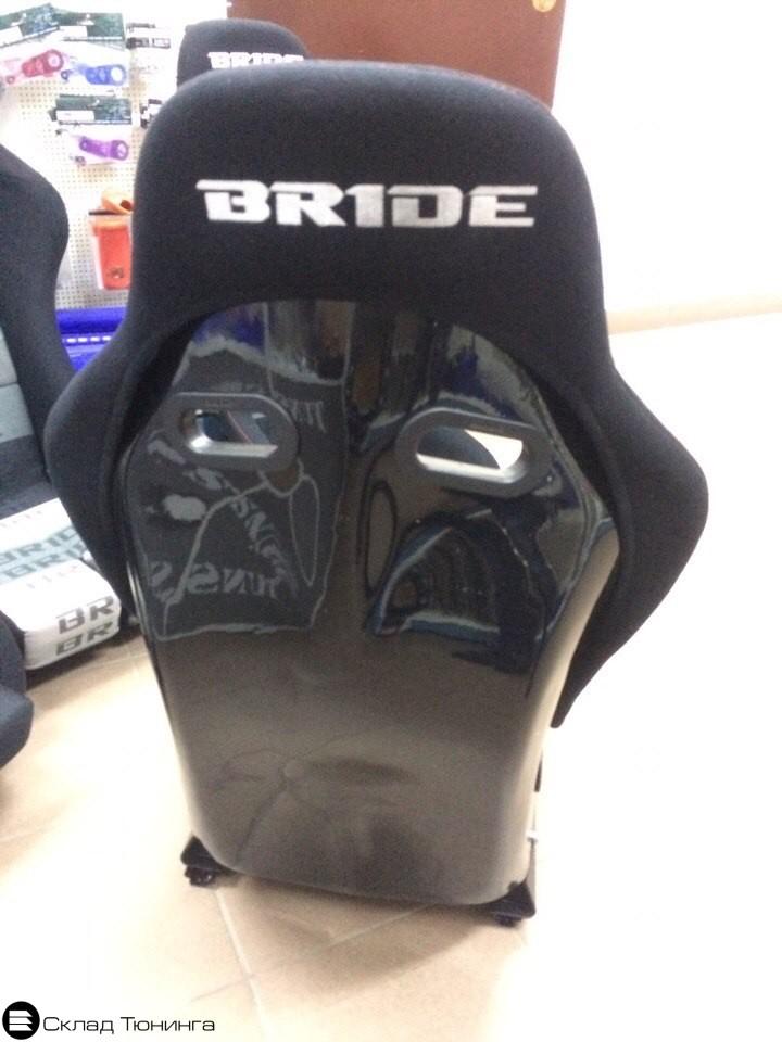 Спортивное сиденье (ковш) Bride Low Max  - 2