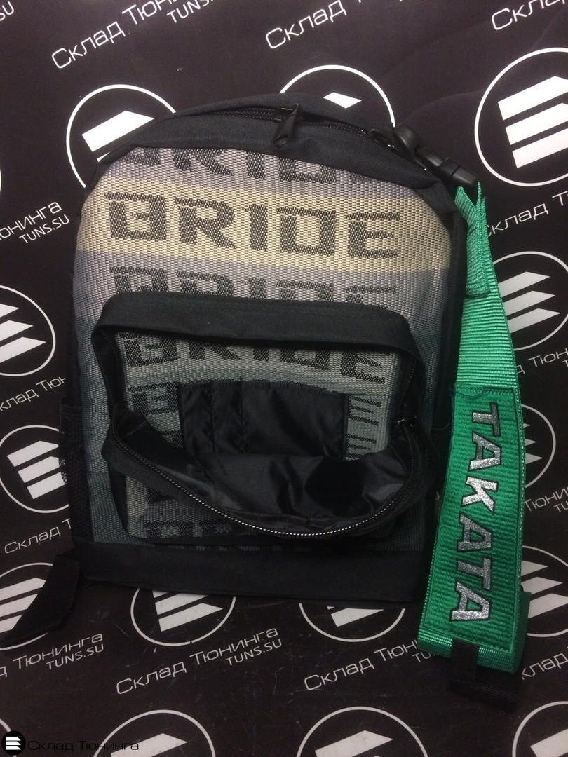 Рюкзак Bride с ремнями Takata #4  - 1