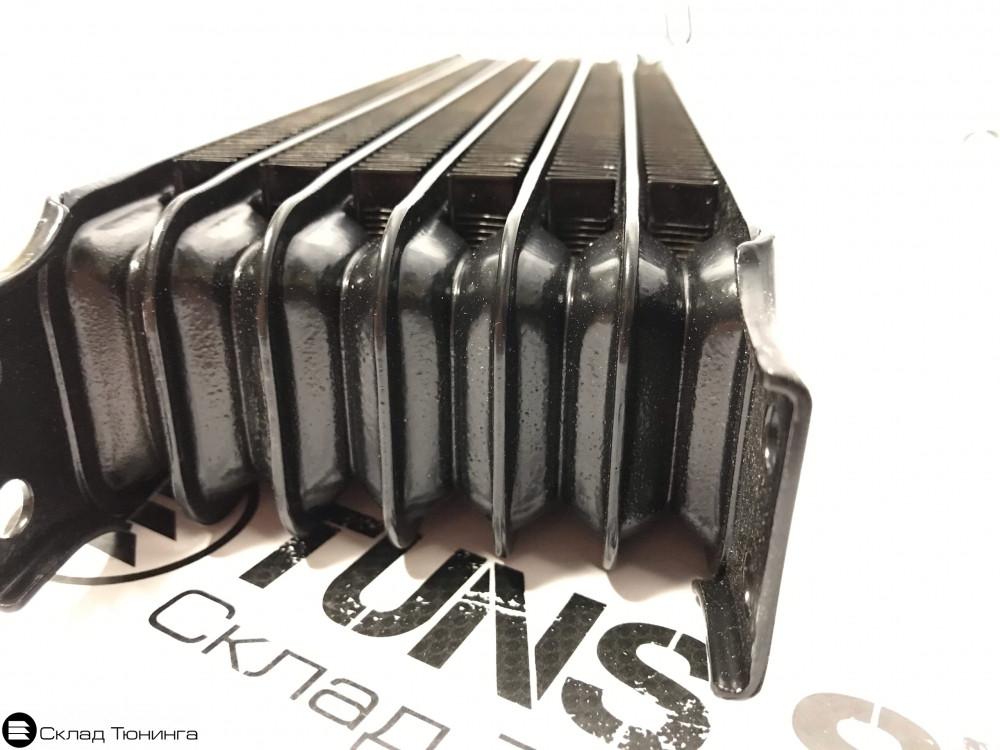 Масляный радиатор 15 рядов (черный) - 2