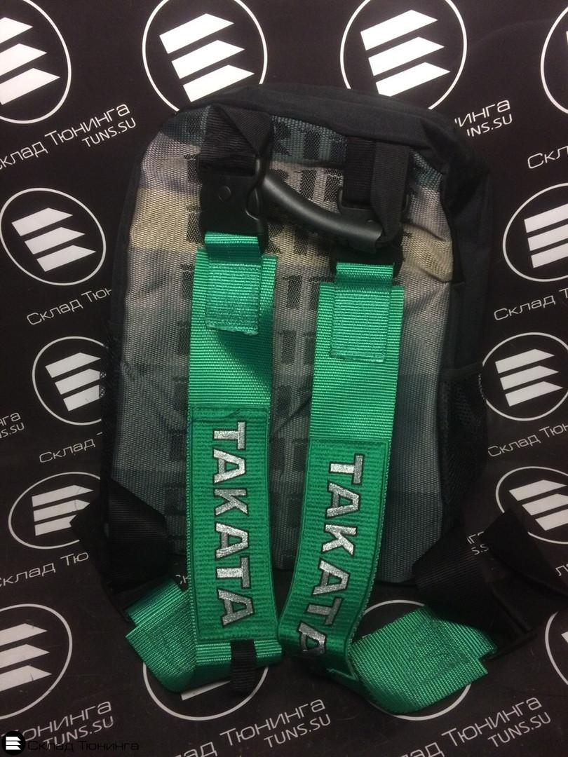 Рюкзак Bride с ремнями Takata #4  - 2