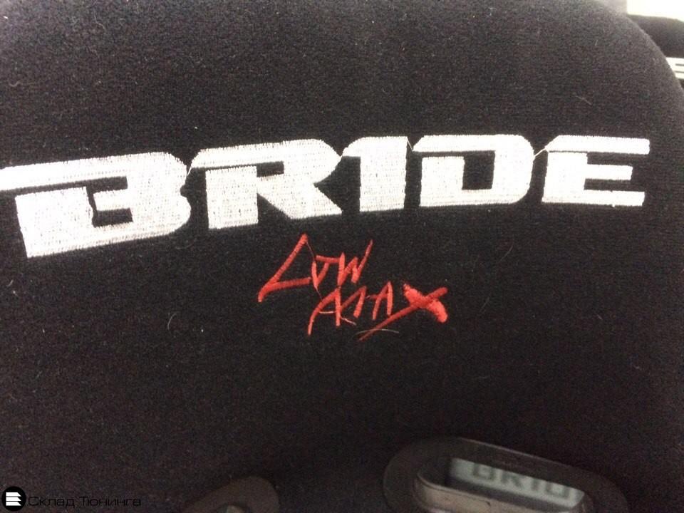 Спортивное сиденье (ковш) Bride Low Max  - 3