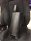 Прямоточный глушитель HKS Hi-power 63мм овальный (черный) - 1
